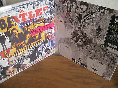 THE BEATLES RARE ANTHOLOGY 2  USA CAPITOL RELEASE 3LP SET w/180 GRAM REVOLVER