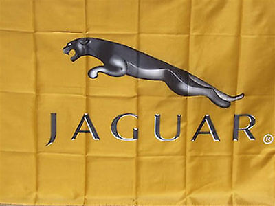 Jaguar Automotive Premium 3'x5' Flag