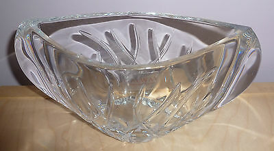 Galway Lead Crystal  - Oval Dish   (G663)