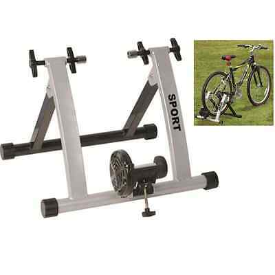 Bike/bicycle/cycle Turbo Trainer - Magnetic Fitness/speed Indoor/home Training