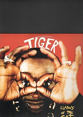 TIGER - claws of the cat LP