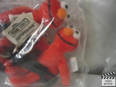 Elmo plush keychain Sesame Street Applause from a factory sealed bag