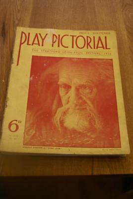 PLAY PICTORIAL. No 407. The Stratford-Upon-Avon Festival 1936