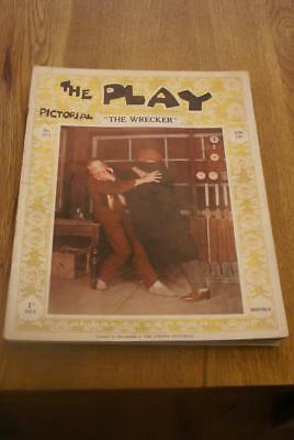 THE PLAY Pictorial. No 311. February 1st 1928. 'The Wrecker'