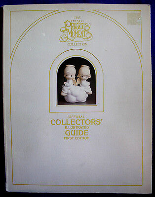 Precious Moments Collectors' Illustrated Guide Book