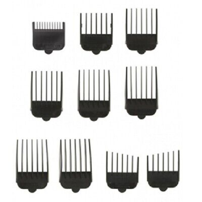 Wahl Hair Clipper Guide Comb Set (10-Piece)