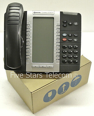 Mitel 5340E IP VoIP Gigabit Phone Telephone Black (50006478) - NEW