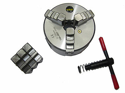 Rdgtools Lathe Chuck With Fitted Backplate Myford / Boxford Ml7 Super 7 Cud