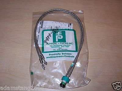 New Pepperl & Fuchs Elg600-K3-M500 21216 2797 4600 Fiber Optic Cable