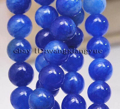 5x8mm Bleu Sapphire Abacus Gemstones Loose Beads 15/""