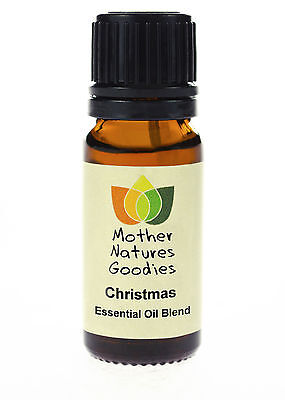 Christmas Essential Oil Synergy Blend - Pure Essential Aromatherapy Fragrance
