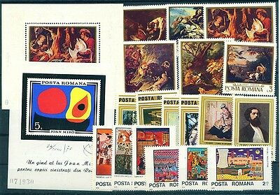 Briefmarken Manama 1970 The Life Of Michelangelo Paintings Religion Pope Paul Deluxe Mnh Europa