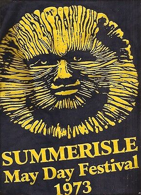 THE WICKER MAN 1973 Summerisle May Day Festival T-shirt, PAGAN
