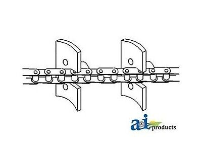 642723.1 Clean Grain Elevator Chain Fits Claas 114 116