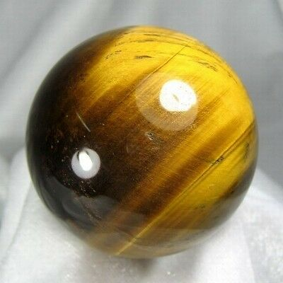 57mm Natural Gold Tiger Eye Crystal Sphere/Ball-tes57ie0198