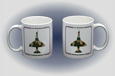 A-4 Skyhawk Coffee Mug - Dishwasher and Microwave Safe