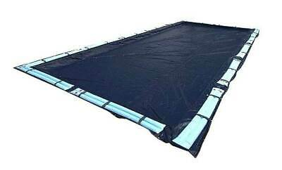 Swimline 16'x32' Economy Blue Winter Rectangular InGround Swimming Pool Cover