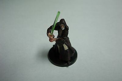 Star Wars Force Unleased Obi-Wan Kenobi 18/60 used in excellent cond , No card