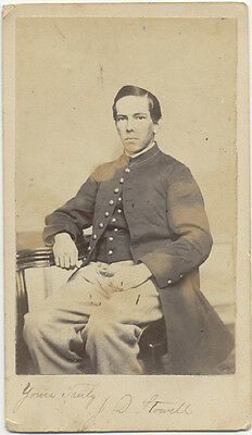 23rd MASS. INFANTRY ~ PRIVATE