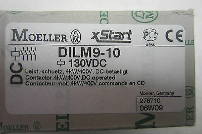 New Moeller Dilm9-10 Control Relay Dilm910