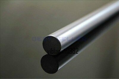 OD 20mm x 400mm Cylinder Liner Rail Linear Shaft Optical Axis For CNC
