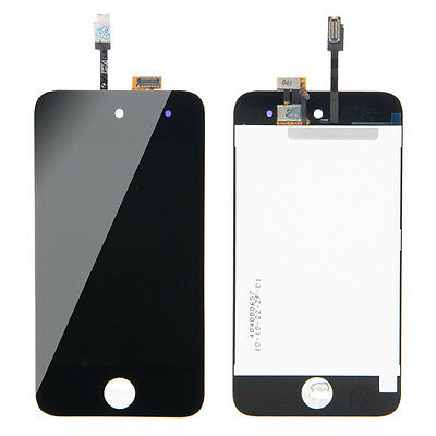Replacement LCD Screen Digitizer Glass Assembly for iPod Touch 4 4th Gen 4G HK