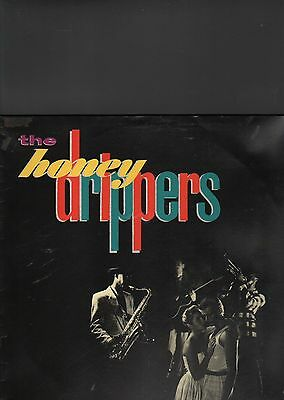 THE HONEYDRIPPERS - volume one LP
