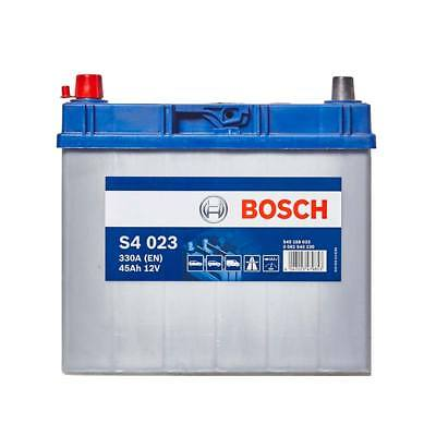 Bosch Car Battery 12V 45Ah Type 159 330CCA 4 Years Wty Sealed OEM Replacement