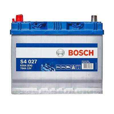 Bosch Car Battery 12V 70Ah Type 069 570CCA 4 Years Wty Sealed OEM Replacement