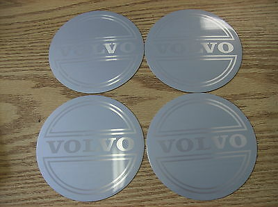 Volvo 240 emblems stickers logos for hubcaps wheel covers