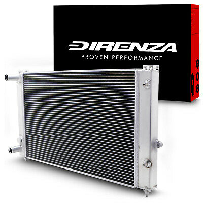 Direnza Aluminium Alloy Race Radiator Rad For Skoda Superb 1.8 1.9Tdi 2.0 Turbo