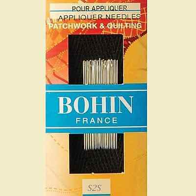 Bohin Applique and Beading Needles