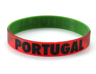 SPAIN - World Cup / Euros (Various Quantities) Espana Silicone Wristband