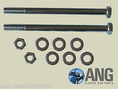 Land Rover 90/110, Defender Front Bulkhead To Chassis Tie/connection Bolt Kit