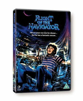 Flight of the Navigator - Genuine UK DVD NEW & SEALED