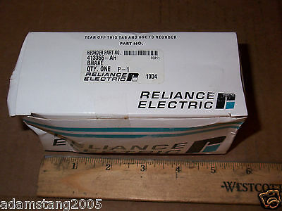 New Reliance Electric 41366 Ah Brake