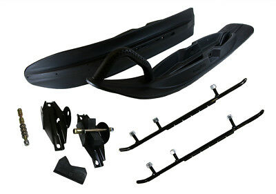 Camoplast All-Terrain Skis Mount Kit & 6 inch carbides 1990-2005 Polaris Indy