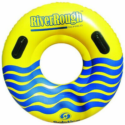 "NEW Swimline 17035ST Fun Swimming Pool River Rough 48"" Heavy Duty Tube Floating"