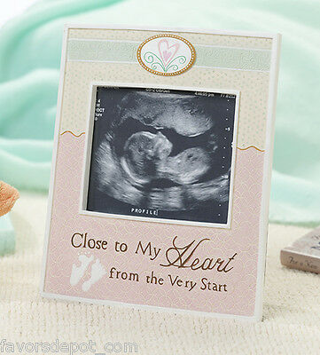 Ultrasound frame Close to my Heart, Grandma, Love at First Sight or Ultra Cute