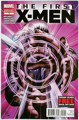 First X-Men #2 Mike Deodato Retail Variant 1:75 Nm Marvel Comics Neal Adams