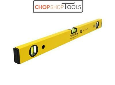 "Stabila 70-2 Spirit Level 60cm 24"" 600mm Smooth Face Box Section 02324"