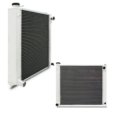55mm TWIN CORE RACE ALUMINIUM RADIATOR RAD FOR NISSAN 300ZX Z32 3.0 TWIN TURBO