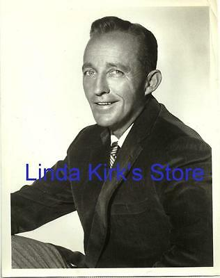 "Bing Crosby Promotional Photograph ABC Special ""Mark II"" 1959 RARE!"