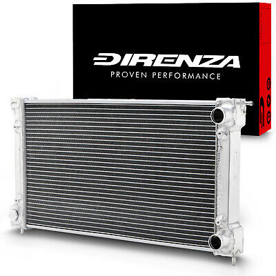 Direnza 42Mm Aluminium Race Radiator Rad For Vw Golf Mk1 Mk2 Jetta Scirocco Gti