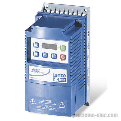 3 Phase Motor Drive - 0.5 HP - 120 or 240 Volt - Single Phase Input