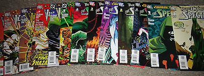SPECTRE #1,1,2,2,3,3,4 DAY OF VENGEANCE #1-6 COMPLETE