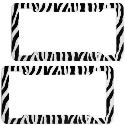 Attractive Zebra Print Picture Frames Sketch - Frames Ideas ...