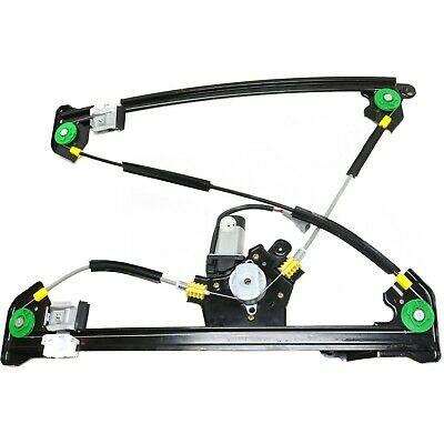 Power Window Regulator For 2004-2008 Ford F-150 Front, Passenger Side With Motor