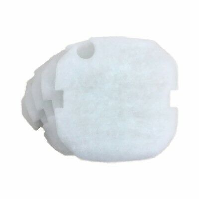 5 x Compatible AquaManta EFX 200 External Filter Replacement Fine Wool Filter