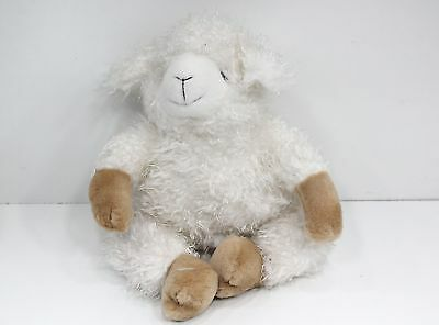 NEW Cute & Fluffy Sheep Plush Soft Toy BS & CE Marked